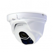 AVTECH DGC1124P κάμερα DOME TURBO HD (HDTVI) 2Mpixel 3.6mm 1080p 25m IP66 Αδιάβροχη