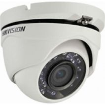 HIKVISION DS-2CE56D0T-IRMF  Έγχρωμη κάμερα DOME HDTVI/CVI/AHD/CVBS 2MP 1080p  IR Led 20m IP66 2.8mm