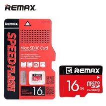 REMAX κάρτα μνήμης τύπου MicroSD SDΗC 16GB Class10 SPEED FLASH