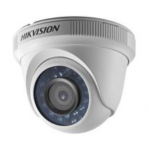 HIKVISION DS-2CE56D0T-IRPF Κάμερα 4in1 DOME 2,8mm 1080p 2MP IR Led 20m