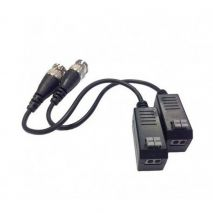 HIKVISION Ζεύγος Video balun αναμετάδοση video μέσω UTP CAT 5 DS-1H18S