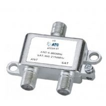 Diplexer Combiner Indoor TV/SAT ATC04-01