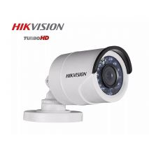 HIKVISION DS-2CE16D0T-IR Κάμερα Turbo HDTVI  Bullet 1080P 2MP  IR 20m 2.8mm