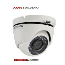 HIKVISION DS-2CE56C0T-IRMF Turbo HD Έγχρωμη κάμερα DOME 720p 20m IR Led 1MP IP66 2.8mm