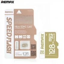 REMAX κάρτα μνήμης τύπου MicroSD SDΗC 128GB Class10 SPEED FLASH