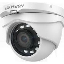 HIKVISION DS-2CE56D0T-IRMF(C) Έγχρωμη κάμερα DOME HDTVI/CVI/AHD/CVBS 2MP 1080p  IR Led 25m IP67 2.8mm