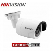 HIKVISION DS-2CE16C0T-IRP Έγχρωμη κάμερα Bullet HDTVI 720p EXIR 1MP IR Led 20m