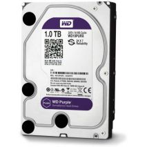HDD WESTERN DIGITAL WD10PURX PURPLE SURVEILLANCE HARD DRIVE 1TB 3.5'' SATA3