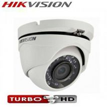 HIKVISION DS-2CE56C0T-IRM TURBO HD Έγχρωμη κάμερα DOME HDTVI 720p EXIR 1MP IR Led 20m IP66 3.6mm