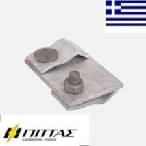 Rebar connector hot dip galvanized steel (St/tZn) PITTAS