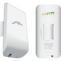 Ubiquiti NanoStation LocoM2 8dBi airMAX 2.4GHz Indoor/Outdoor