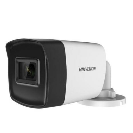 HIKVISION DS-2CE16H0T-IT3F Κάμερα Bullet 4in1 5MP HDTVI/CVI/AHD/CVBS IR Led 40m