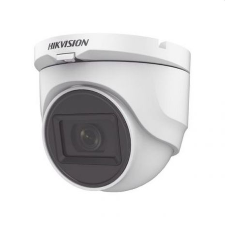 Hikvision DS-2CE76D0T-ITMFS Κάμερα DOME 4 in1 1080p Φακός 3.6mm IP67 Mic - Audio Over Coax IR Led 30m